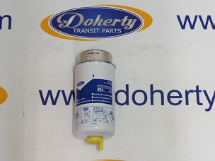 Genuine ford transit fuel filter to suit all vans from |2000-2004|