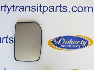 Ford transit mirror glass to suit all vans from | 2000 - 2006 | Passenger Side/Not Heated