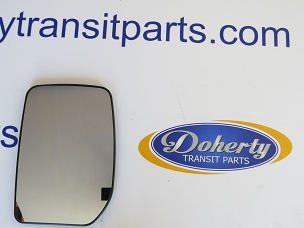 Ford transit heated mirror glass to suit all vans from | 2000 - 2006 | Driver Side